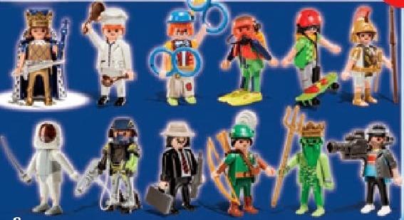 Playmobil Series 7 Tüte Neu//OVP NEW 5537 Figuren // Figures Boys