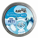 Cool Yeti Scentsory Putty