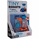 Smart Labs Tiny Robots