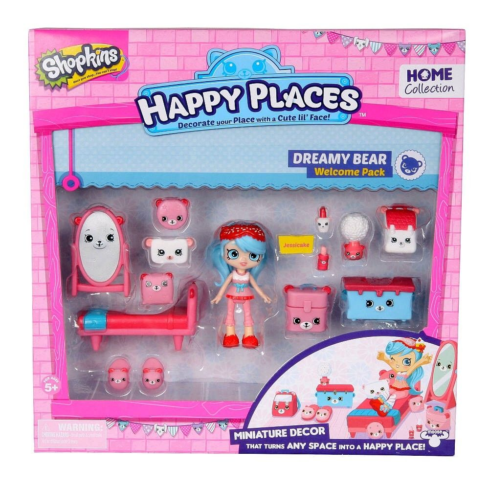 Happy Places Welcome Pack S1