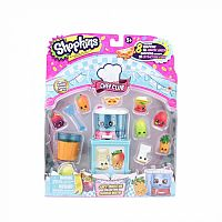 Shopkins S6 Chef Club Collection