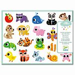Stickers: Baby Animals (Large)