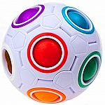 Magic Rainbow Ball Game