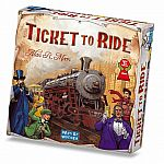 Ticket To Ride - North America