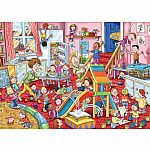 1000pc Wasgij Mystery 11 Child Care
