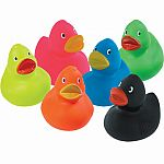 Rubber Duckies (Multi Colours)