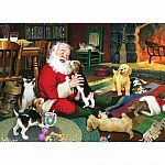 1000pc Santa's Playtime