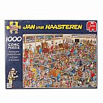 1000pc Jan Van Haasteren Antique Show
