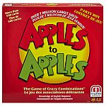 Apples to Apples Party