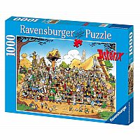 Asterix: Family Portrait 1000pc Puzzle