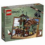 21310 Old Fishing Store - Lego Ideas