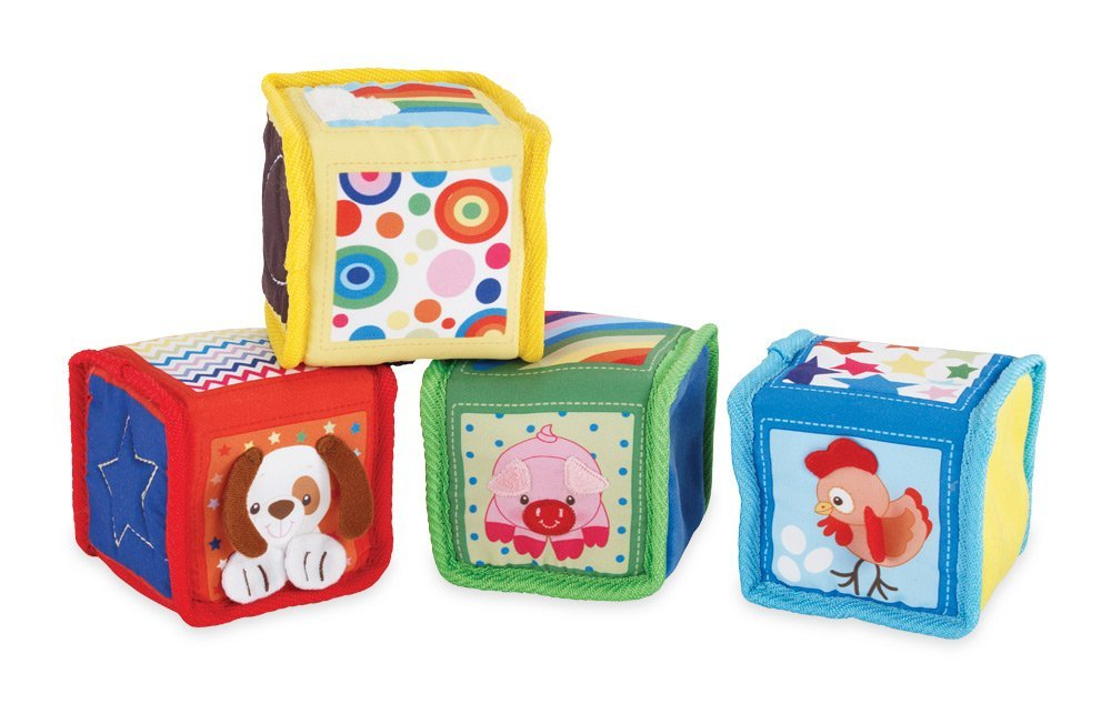 Early Years Soft Baby Blocks - The Granville Island Toy ...