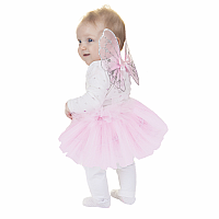 Baby Tutu & Wings 0-12 months