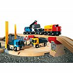 Rail & Road Quarry Set