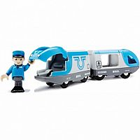 Brio Travel Battery Train