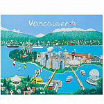 Vancouver Placemat