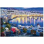 1500pc Trefl Mykonos/Sunset