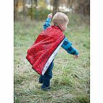Color A Cape- Spider Super Hero Set