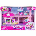 Happy Places Shopkins Cutie Cars Playset