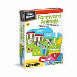 Clementoni: Farmyard Animals