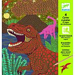 Scratch Cards: Dinosaurs