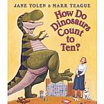 How Do Dinosaurs Count to Ten Book