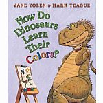 How Do Dinosaurs Learn Their Colours Book