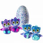 Hatchimal Surprise: Purple/Teal