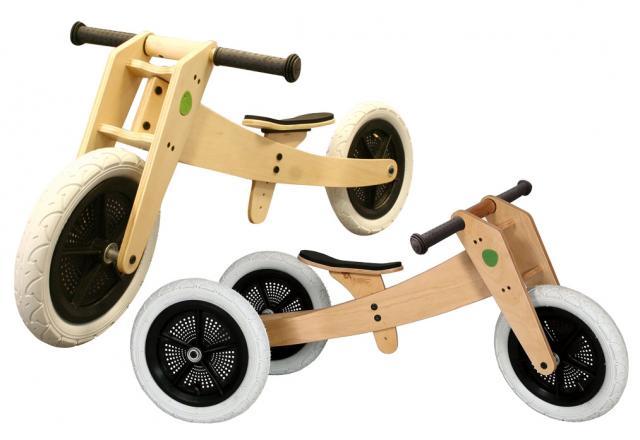Wishbone 3 In 1 Bike The Granville Island Toy Company