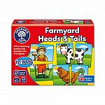 Orchard: Farmyard Heads & Tails