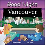 Good Night Vancouver Book