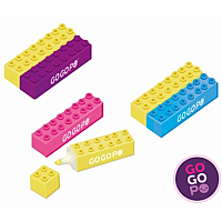Building Blocks Highlighter 2pk