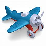 Green Toys: Airplane - Blue