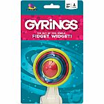 GyRings Fidget Widget