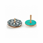 Animated Spinning Top