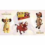 "Disney 9"" Lion King (assrt)"
