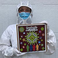 Pandemic Pantry Board Game