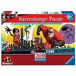 200pc Pano Incredibles 2