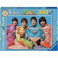 1000pc Beatles: Sgt. Pepper