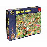 1500pc JVH Crazy Golf