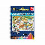 JVH Colouring Book Volume 1
