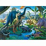 Land Of The Giants 100 Piece Puzzle