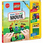 Klutz Make Your Own Lego Movie