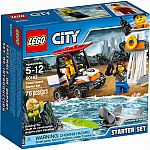 60163 Coast Guard Starter Set