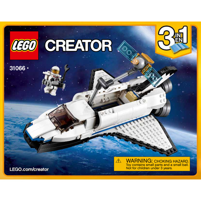 lego space shuttle toy - photo #10