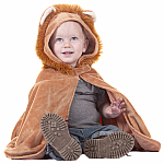 Lion Toddler Cape