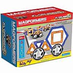 Magformers 30pc XL Cruiser