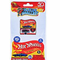Mini World Hot Wheels Stunt Action Set