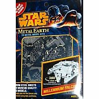 Metal Earth: Star Wars Millennium Falcon *
