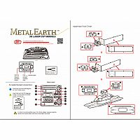 Metal Earth: Commuter Ferry *